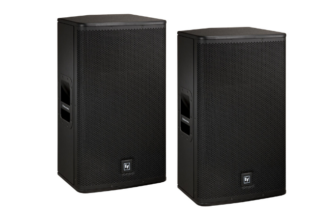"EV ELX115P 15""  2 way Powered Speaker"