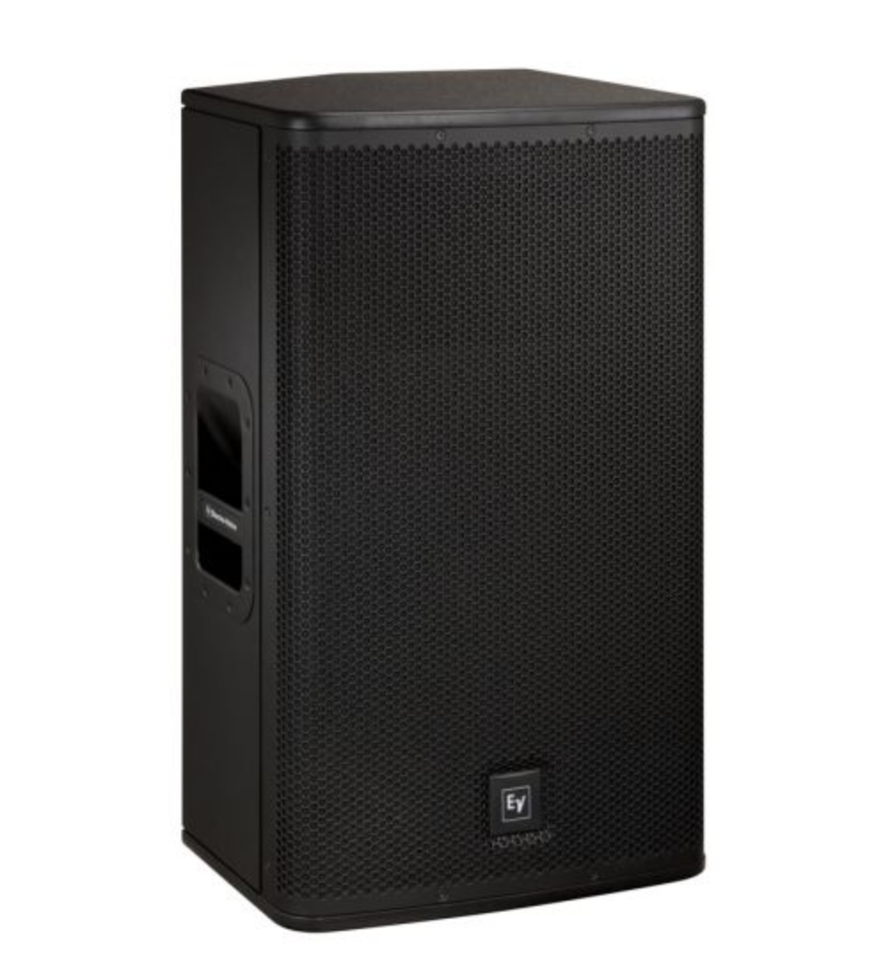 EV ELX115P 15 2 way Powered Speaker